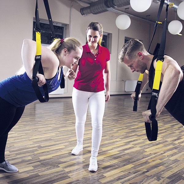 Fitness und Kurse
